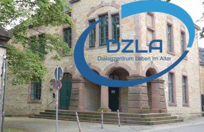 DZLA Dialogzentrum Leben im Alter DZLA Logo