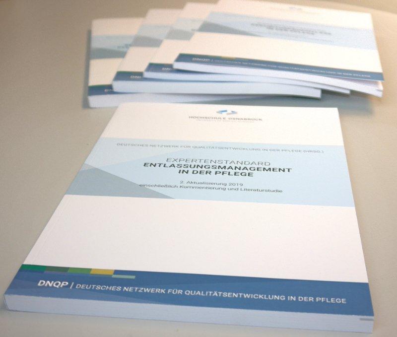 Deutsches Netzwerk für Qualitätsentwicklung in der Pflege